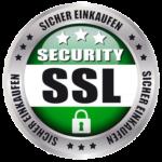 SSL - Sicher Einkaufen (Button)